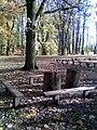Restplace in Budberga's park. October, 2008 - panoramio.jpg
