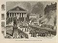 Retour du service célébré à la Madeleine pour l'anniversaire de la Révolution de Février 1848.jpg
