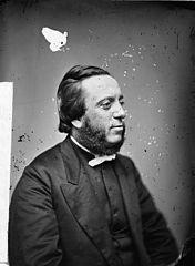 Revd David Saunders (1831-92)