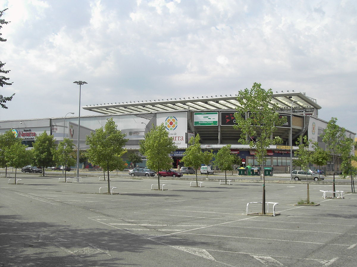 El Sadar Stadium