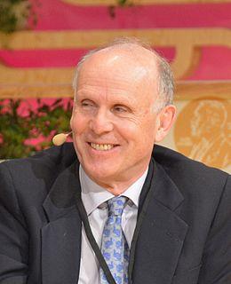 Richard Wrangham British Primatologist
