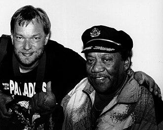 Block Magazine - Rien Wisse and Bobby Bland (1994)