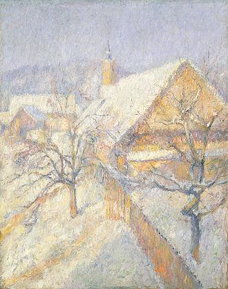 Rihard Jakopič - Rihard Jakopič - Zima (Winter)