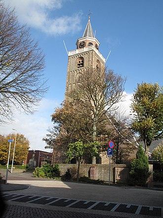 Rijnsburg - Image: Rijnsburg, kerk foto 4 2009 10 25 13.57