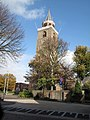 Rijnsburg, kerk foto4 2009-10-25 13.57.JPG