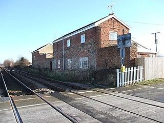 Rillington railway station