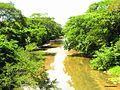 Rio Metayate (aguas abajo), vista desde el puente de Agua Zarca, Agua Caliente.Chalatenango. - panoramio.jpg
