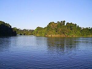 Rio Novo National Park - Image: Rio Novo
