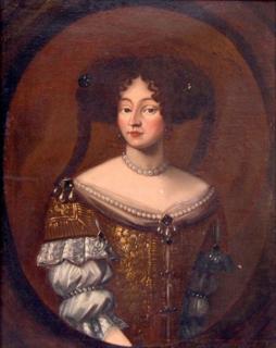 Anna Isabella Gonzaga Duchess of Mantua and Montferrat