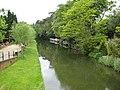 River Wey Navigation at Cartbridge - geograph.org.uk - 817707.jpg