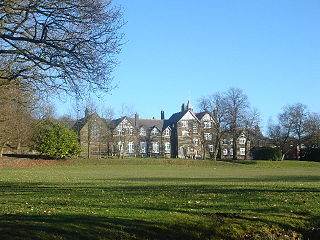 Rivington and Blackrod High School Academy, formally a voluntary controlled comprehensive academy in Greater Manchester, England