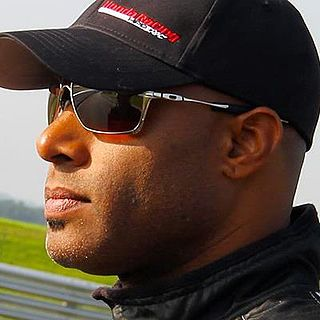 Robb Holland American racecar driver (born 1967)