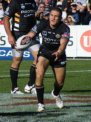 Robbie Farah - Farah in April 2009