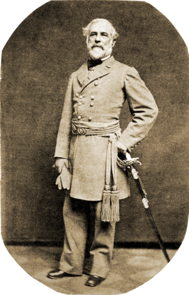 File:Robert E Lee in 1863.png