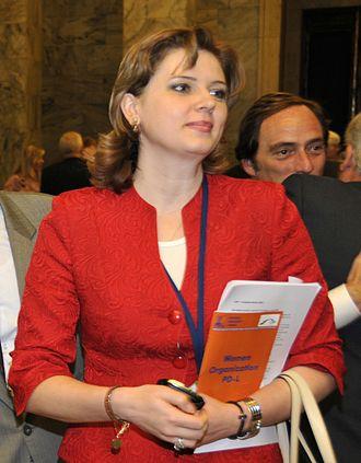 Roberta Anastase - Image: Roberta Anastase