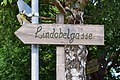 Rohrendorf bei Krems - Lindobelgasse - Straßenschild.jpg