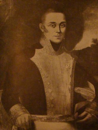 Battle of Martín García (1814) - Jacinto de Romarate