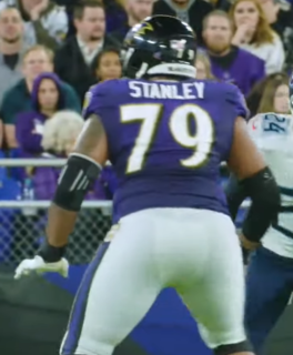 Ronnie Stanley American football offensive tackle