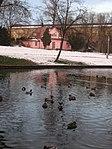 Rosa Haus im Weimarhallenpark, früher Gärtnerhaus und Lesecafé - panoramio.jpg