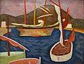 Roubaix Roger Fry bateaux au port.JPG
