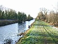 Royal Canal near Westmanstown, Co. Dublin - geograph.org.uk - 1126048.jpg