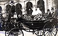 Royal Procession Durin Inauguration of King Victor Emmanuel III.jpg