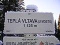 Rozcestník Teplá Vltava (u mostu).jpg