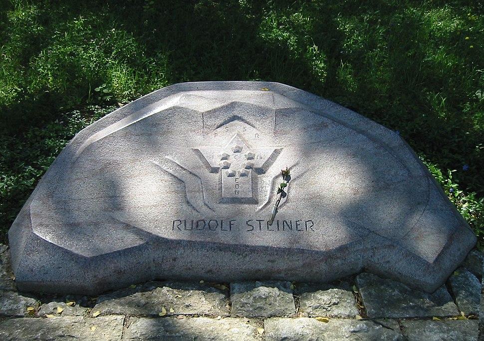 Rudolf Steiner Grabmal Dornach