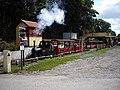 Rudyard Reservoir small steam train - geograph.org.uk - 562090.jpg