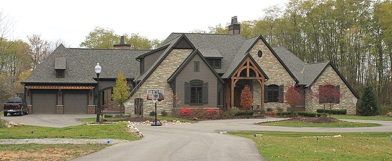 File:Ruggirrello House, 10120 Seven Mile Road, Salem Township, Michigan - panoramio.jpg