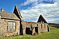 Ruined Chapel by Harwood Beck - geograph.org.uk - 1594942.jpg
