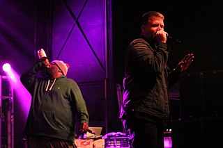 Run the Jewels hip-hop duo
