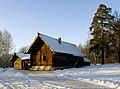 Russian wooden house - New Jerusalem, Russia - panoramio.jpg