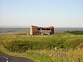 Rusting Shed Near Bellingham - geograph.org.uk - 203693.jpg
