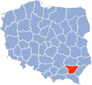 Rzeszów Voivodeship - Rzeszów Voivodeship