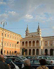 Rzym swiete schody kaplica san Lorenzo.jpg