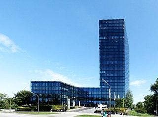 SV-Hochhaus architectural structure