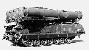 Transporter erector launcher - Image: S 300V