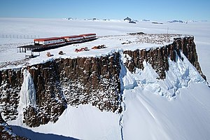 The South African National Antarctic Expeditio...