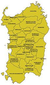 Karte Sardinien Süden.Sardinien Wikipedia