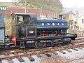 SDJR Saddle Tank Kilmersdon at Washford on West Somerset Railway (8581186144).jpg