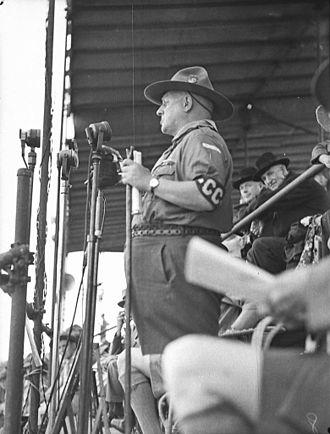 Australian Scout Jamboree - Scouts Jamboree, Lindfield, July 1, 1939