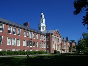The College at Brockport, State University of New York - Hartwell Hall
