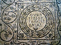 Sabratha - Museum mit Funden aus der Römerzeit, Mosaik 04.jpg