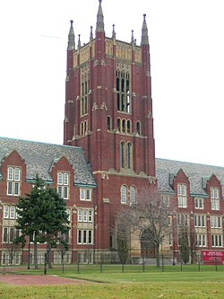 Sacred Heart Major Seminary Tower.jpg