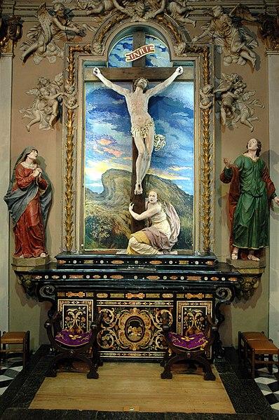 File:Sacro Monte di Domodossola. Figure.JPG
