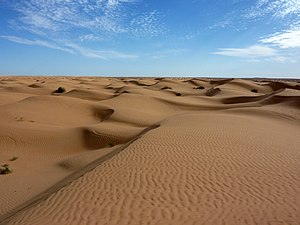 English: Sahara Desert