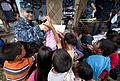 Sailors participate in Pacific Partnership 2013. (9240098431).jpg