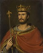 Saint-Èvre - Philip I of France.jpg