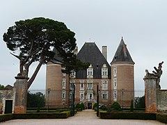 Saint-Elix château